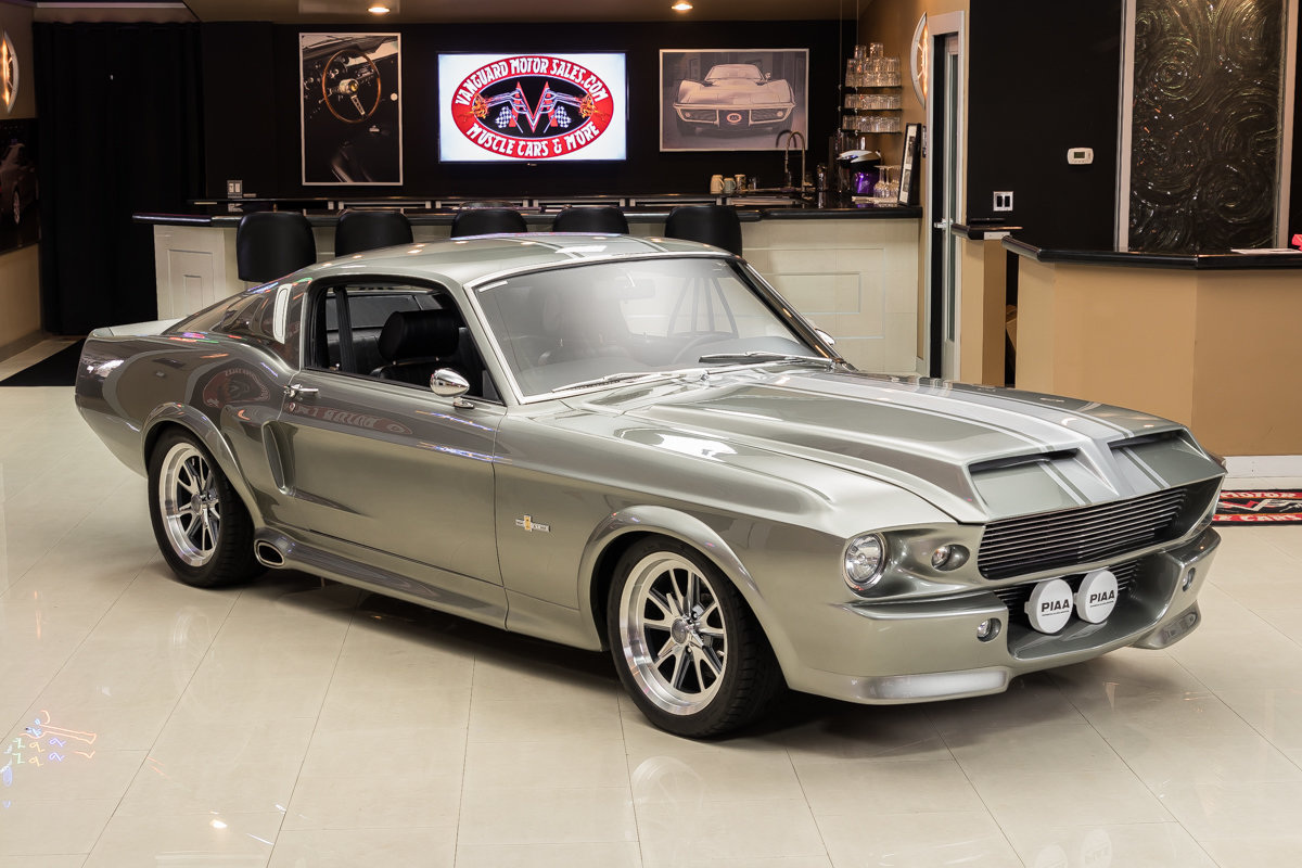 1967 ford mustang fastback eleanor for sale 80845 mcg. Black Bedroom Furniture Sets. Home Design Ideas