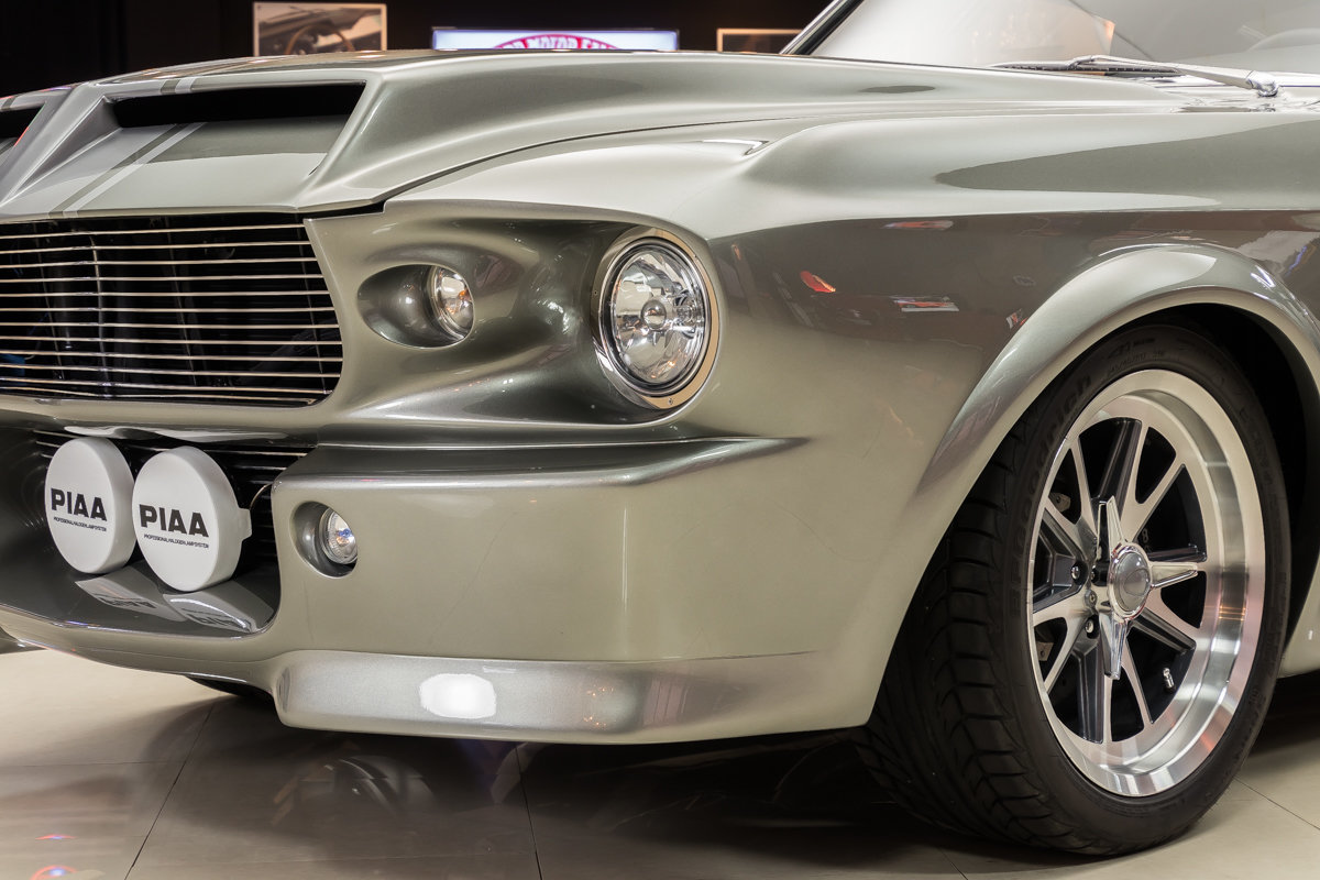 1967 ford mustang fastback eleanor for sale 80845 mcg