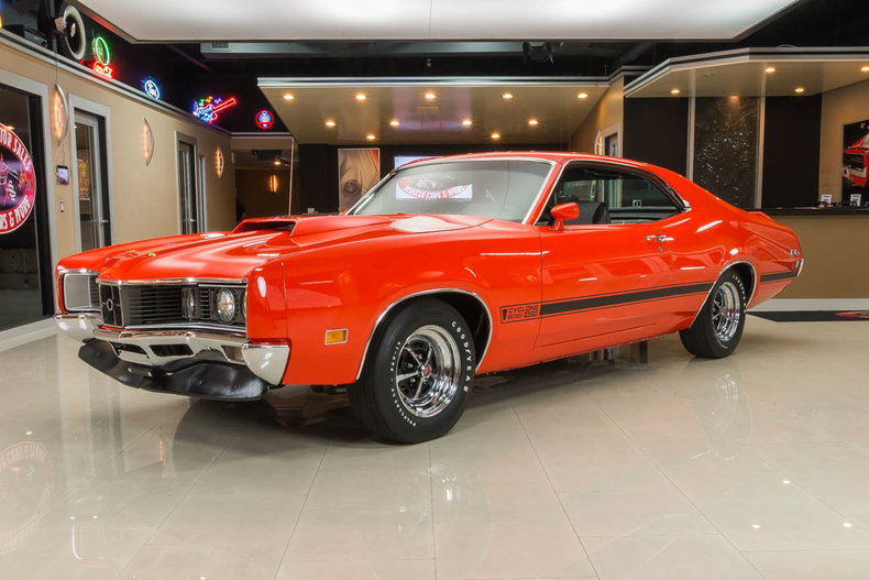 1970 mercury cyclone classic cars for sale michigan muscle old rh inventory vanguardmotorsales com Simple Hurricane Formation Diagram Simple Hurricane Formation Diagram