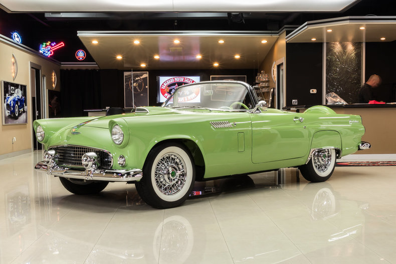 1956 Ford Thunderbird Convertible For Sale 84222 Mcg