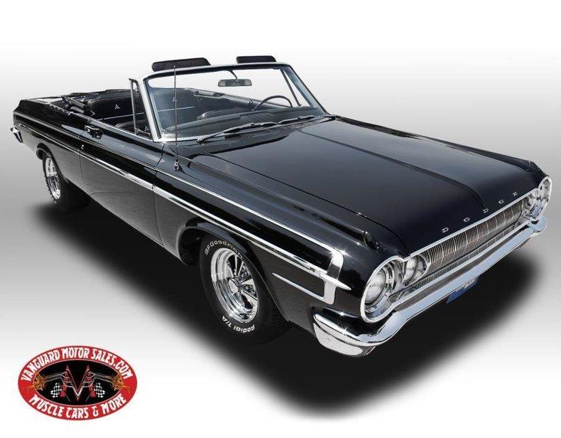 1964 Dodge Polara | Vanguard Motor Sales