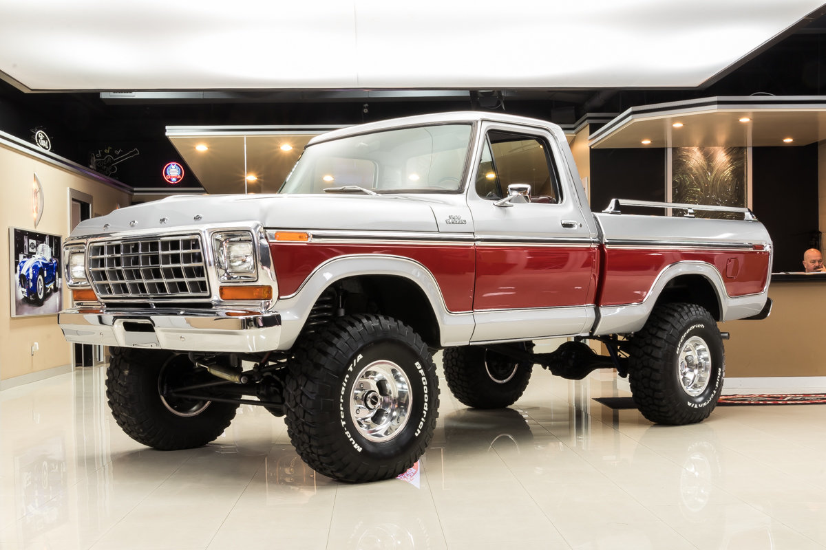 1979 f150 ford 4x4 ranger pickup f100 vanguard lariat pick classic motor michigan diesel hd cars sales instagram guardado desde