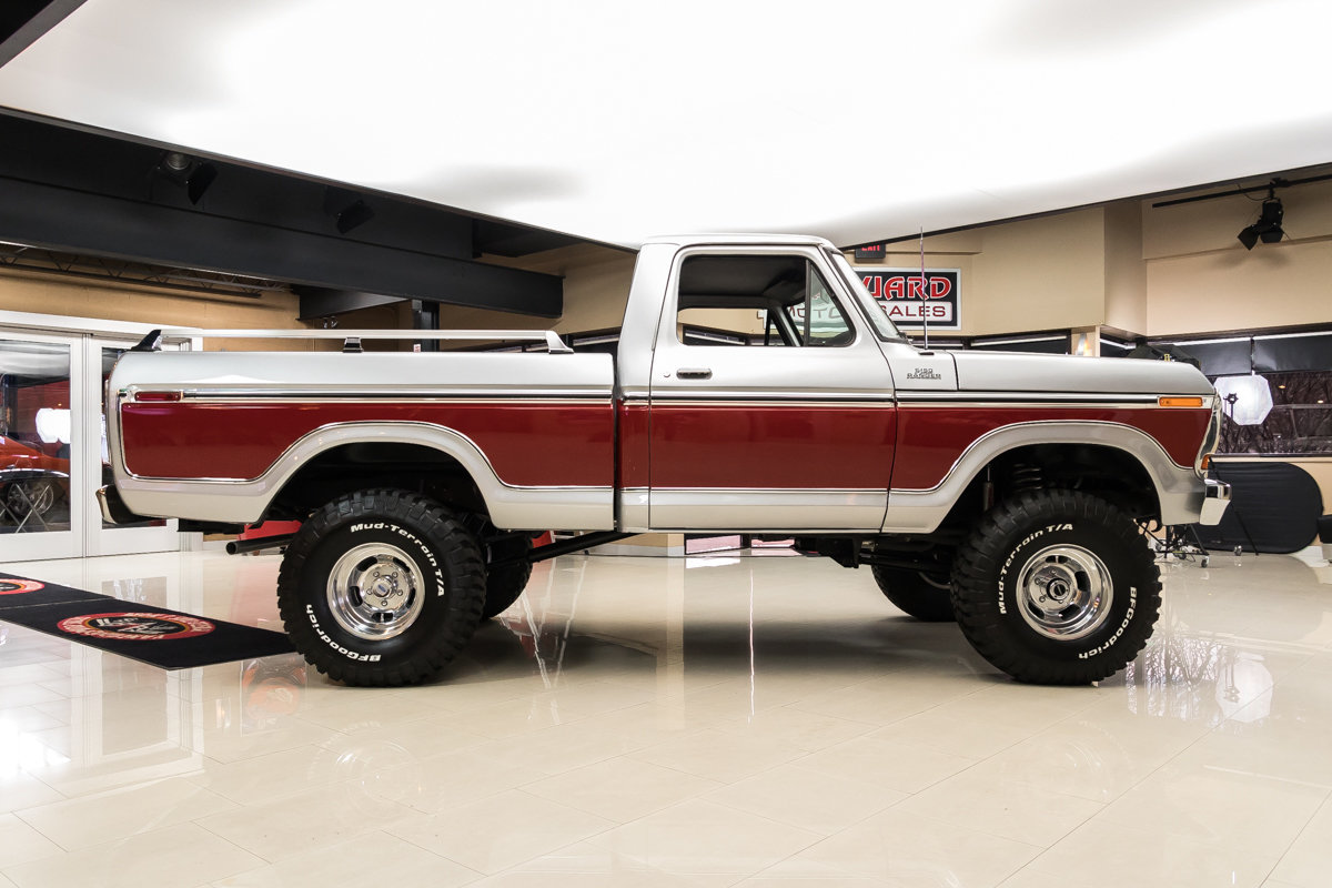f150 1979 ford 4x4 ranger pickup vanguard hd