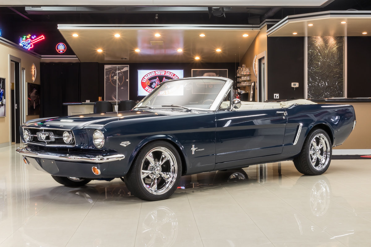 649961881bd0ae hd 1965 ford mustang convertible