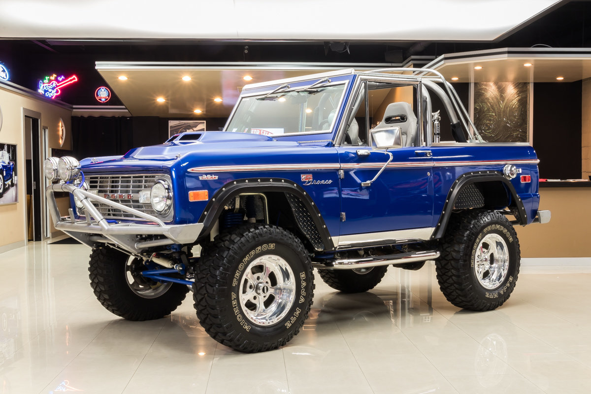 1969 Ford Bronco Classic Cars For Sale Michigan Muscle Old 1970 Full Size