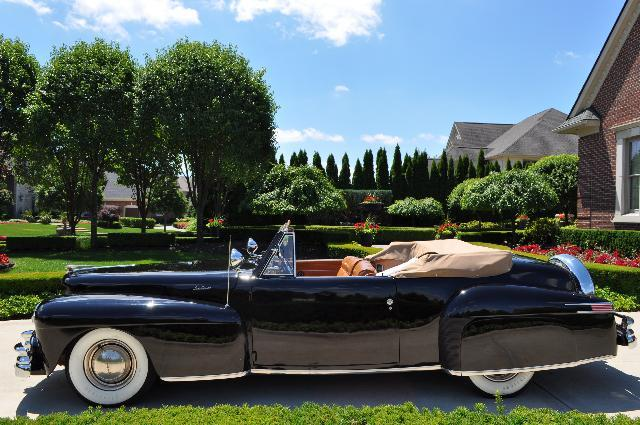 For Sale 1947 Lincoln Continental
