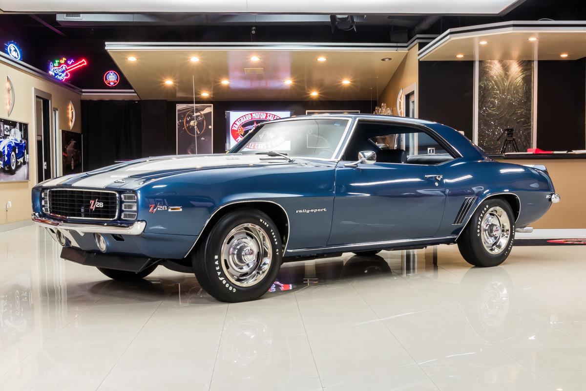 606927bec8c3ac hd 1969 chevrolet camaro