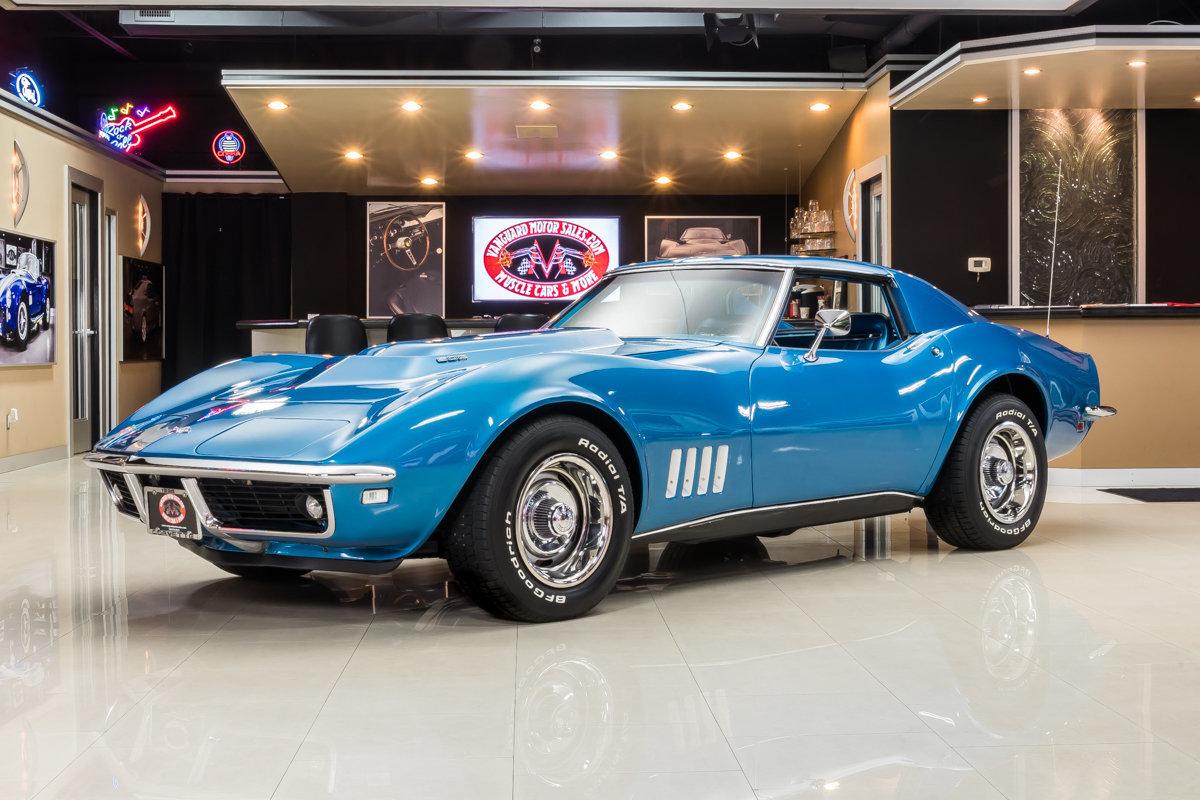634345a8ae78f5 hd 1968 chevrolet corvette