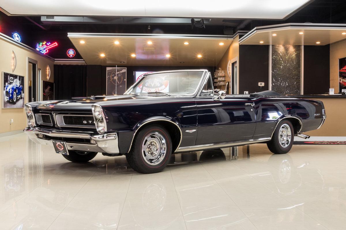 65494460b8a9fd hd 1965 pontiac gto convertible