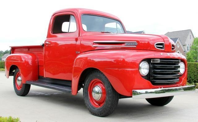 1950 Ford F-150
