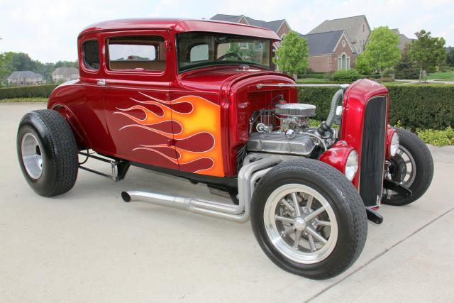 For Sale 1930 Ford Street Rod
