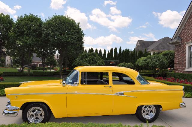 For Sale 1956 Ford Customline