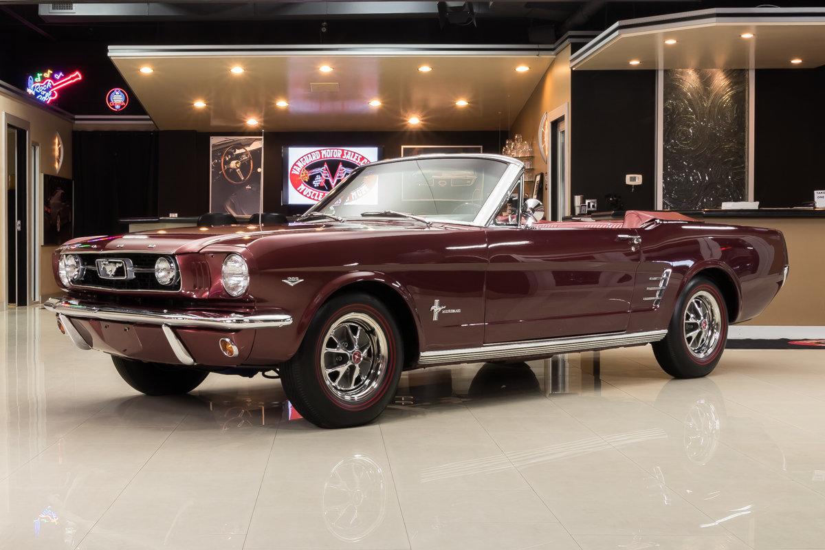67581606cd6928 hd 1966 ford mustang convertible