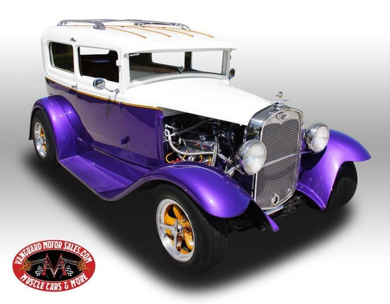 1931 Ford Model A Street Rod for sale #32351 | MCG