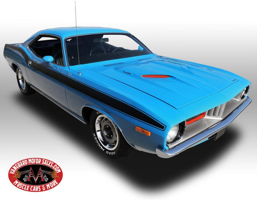 For Sale 1972 Plymouth Cuda