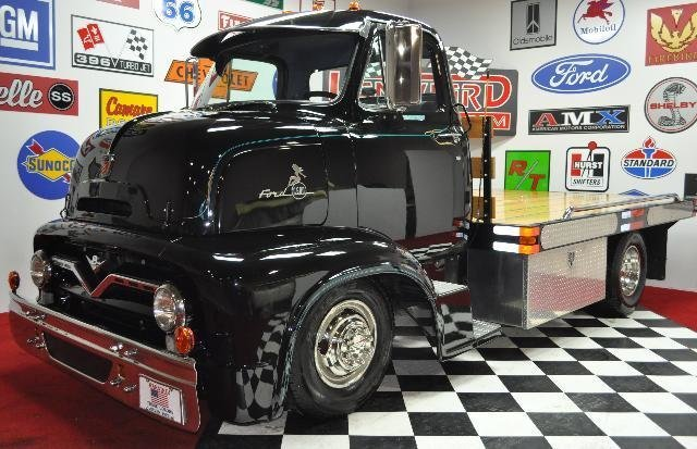 1955 Ford Cab Over