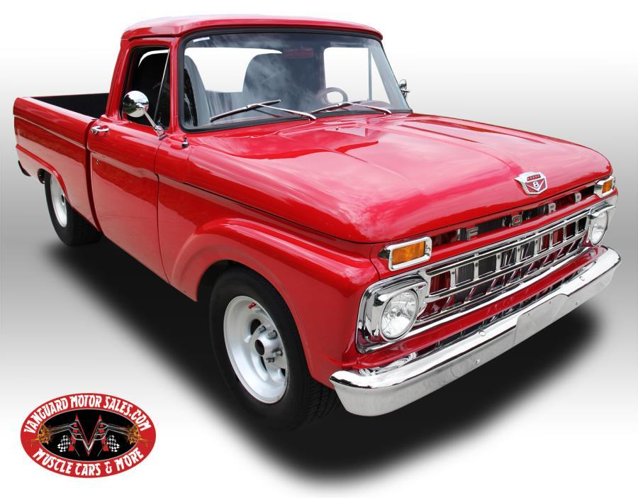 For Sale 1966 Ford F-100