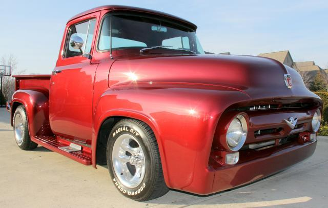 For Sale 1956 Ford Pickup