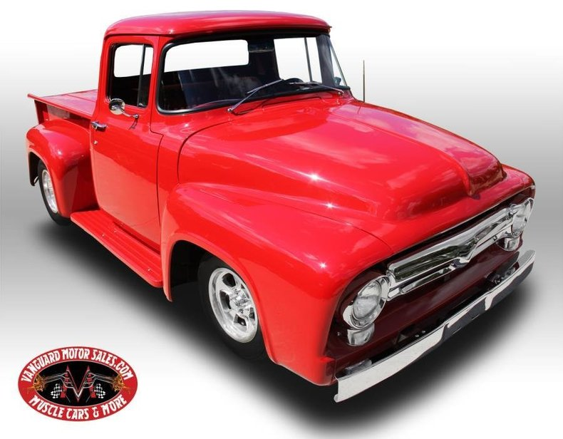 1956 Ford F-100 | Vanguard Motor Sales