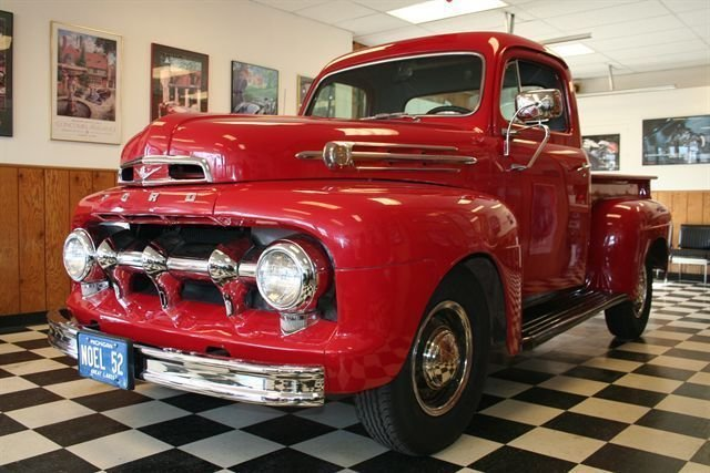 1952 Ford F100