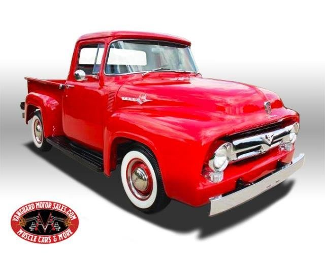 1956 Ford Custom Cab
