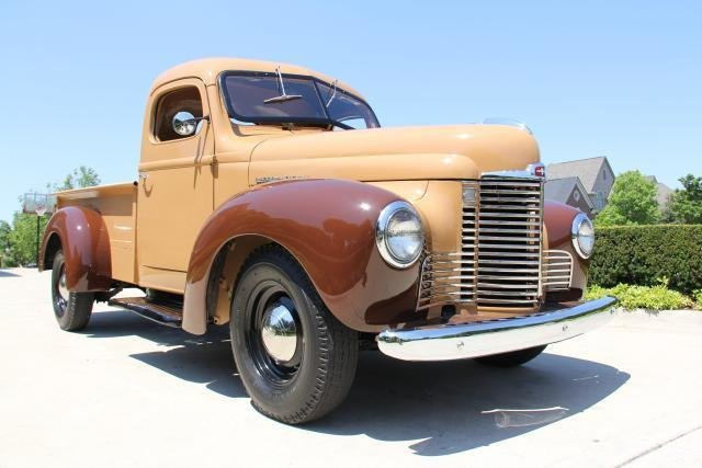 1949 International Pickup