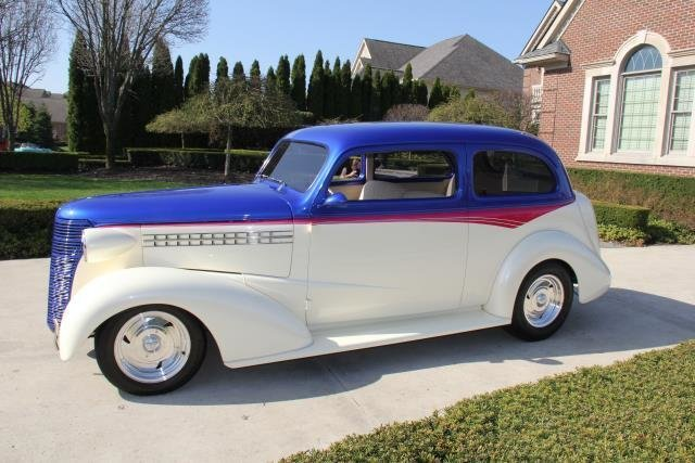1938 Chevrolet Street Rod