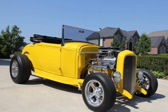 For Sale 1931 Ford Roadster
