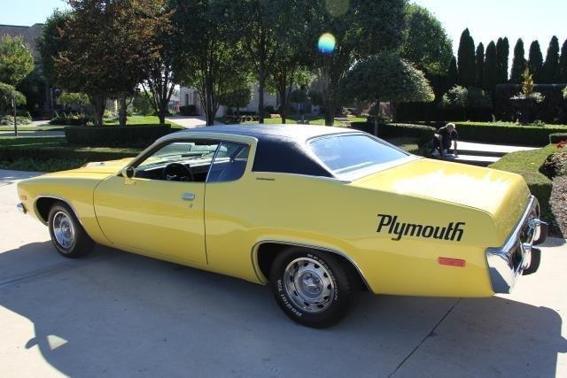 1973 plymouth vanguard motor sales for Vanguard motors plymouth michigan