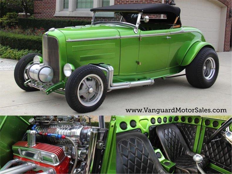 "1932 Ford ""Rat Roaster"""