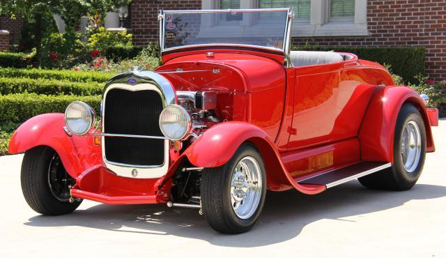 For Sale 1929 Ford Street Rod