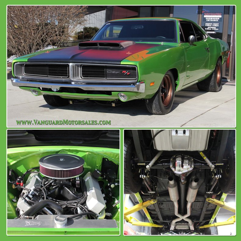 1969 Dodge Charger R/T for sale #45163 | MCG