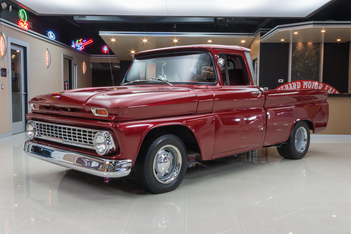 1963 Chevrolet C10 Vanguard Motor Sales