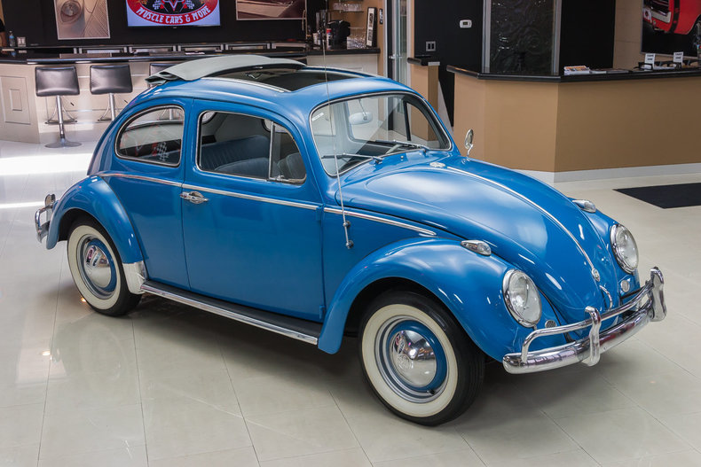 Vin Number Indian Cars >> 1960 Volkswagen Beetle | Classic Cars for Sale Michigan: Muscle & Old Cars | Vanguard Motor Sales