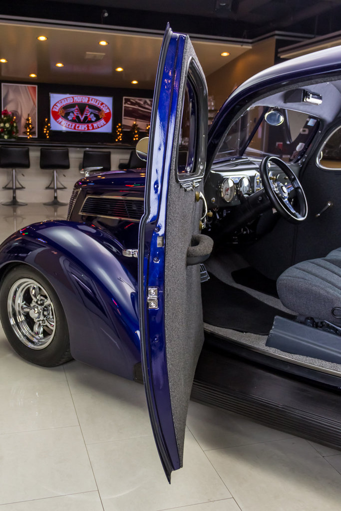 1937 Ford Club Coupe Street Rod for sale #2378   MCG