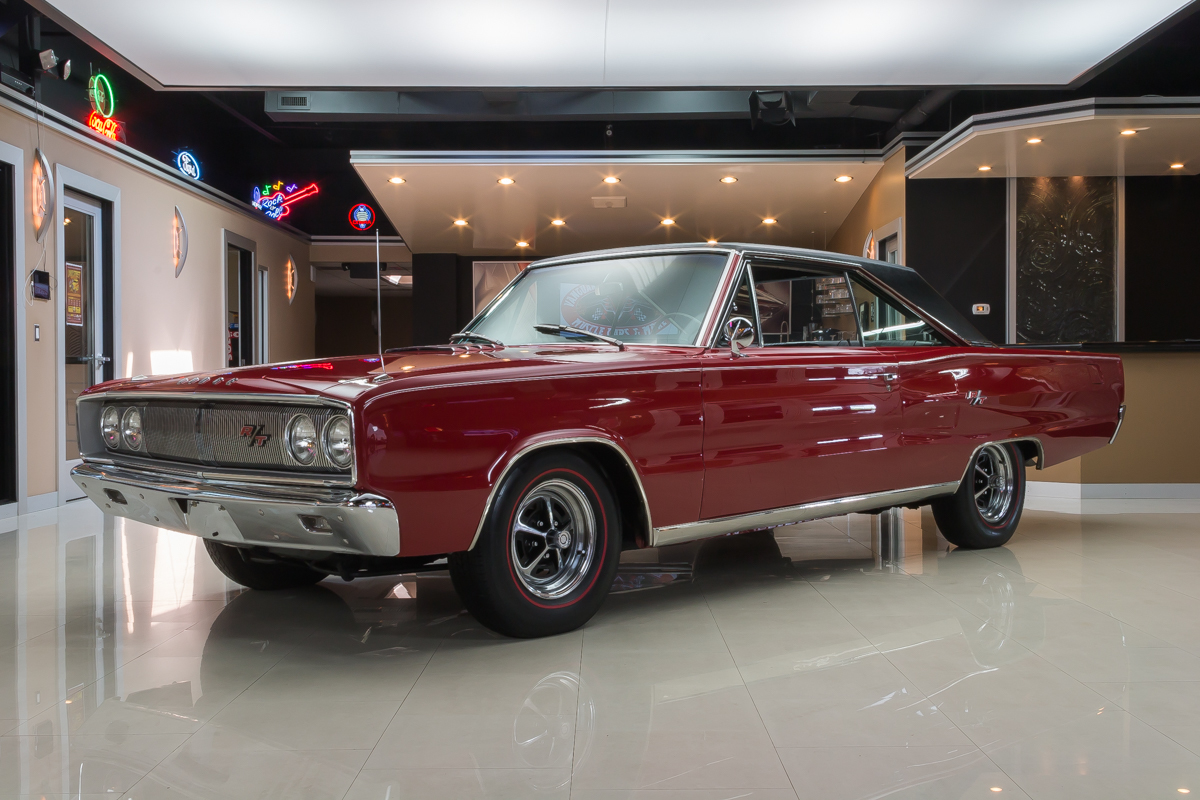 298599 1967 coronet rt red  6989 rs1