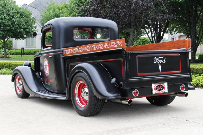 1937 Ford Pickup Vanguard Motor Sales
