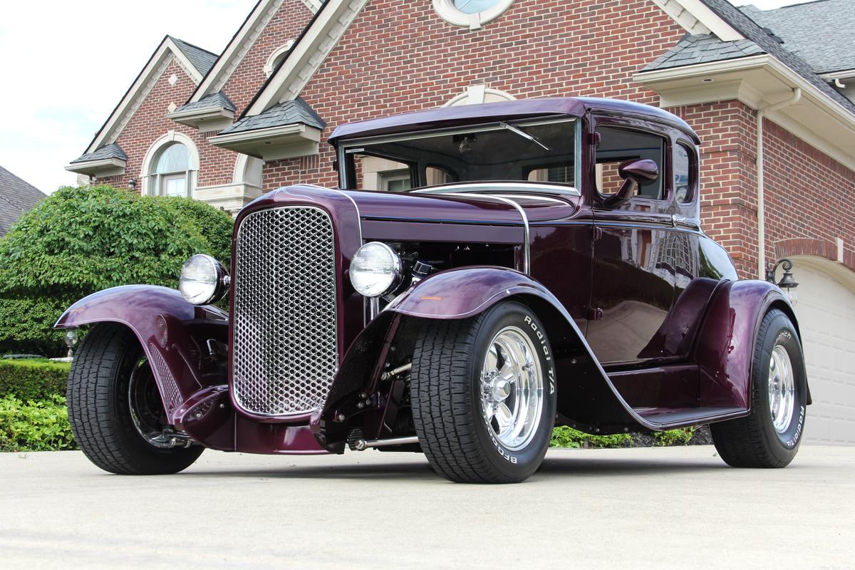 221946 1930 ford  purple  131428