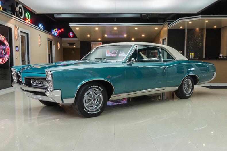 1967 pontiac gto vanguard motor sales rh inventory vanguardmotorsales com 2006 Pontiac GTO Coupe 2006 Pontiac GTO HP
