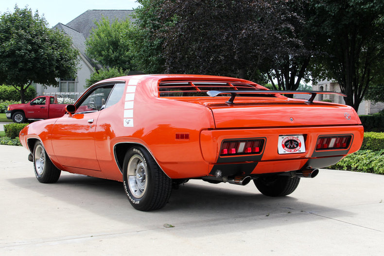 1971 Plymouth Road Runner Classic Cars For Sale Michigan