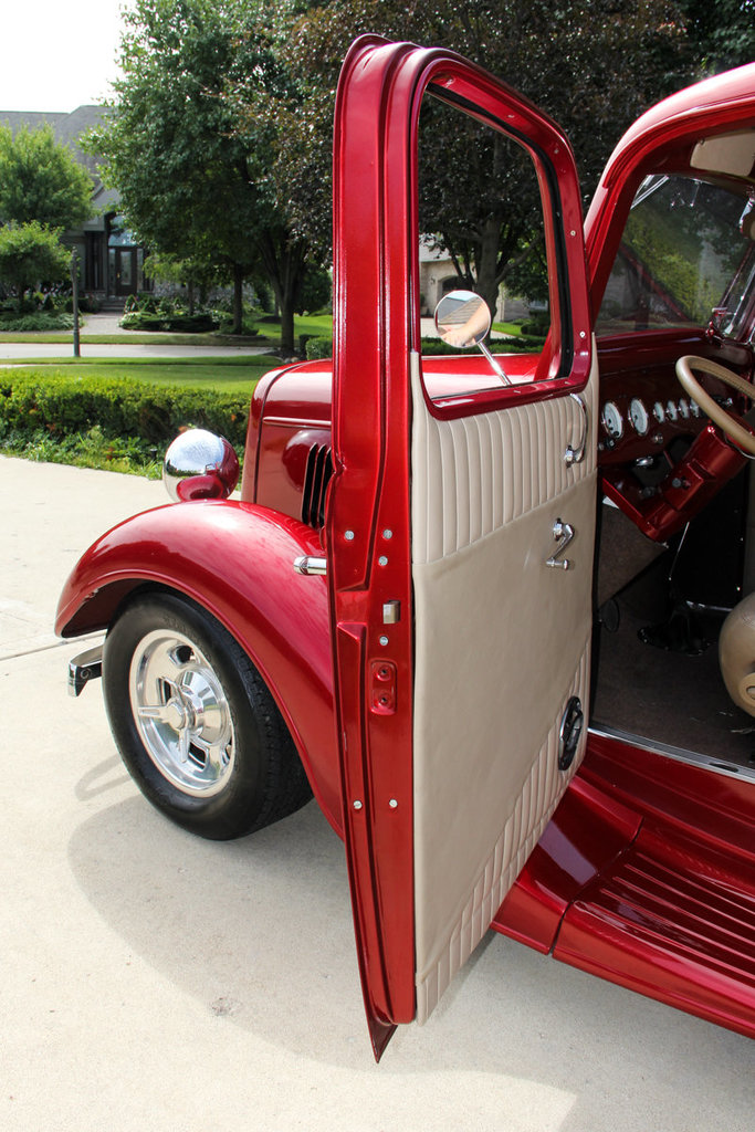 1935 Ford Pickup Street Rod for sale #46517 | MCG