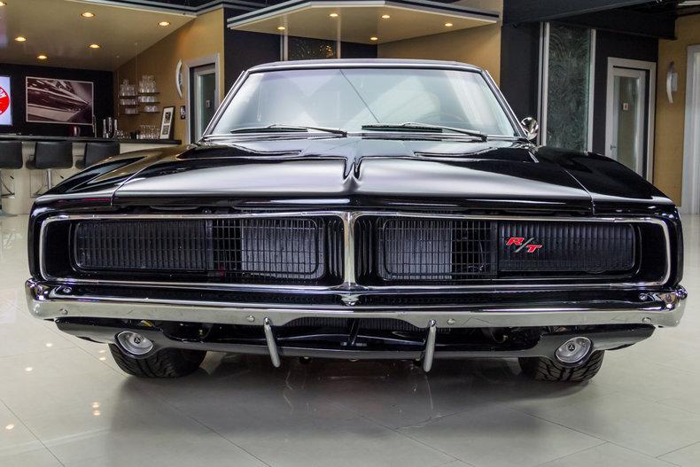 1969 Dodge Charger Vanguard Motor Sales