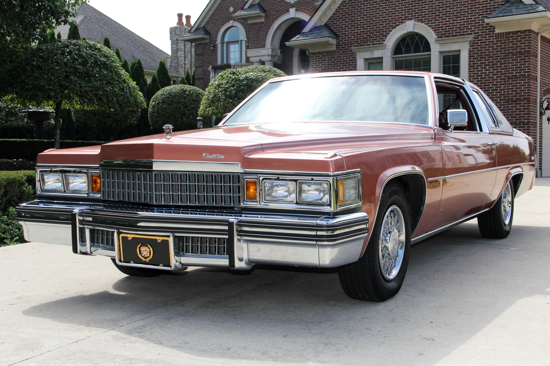 1978 Cadillac Coupe DeVille | Vanguard Motor Sales