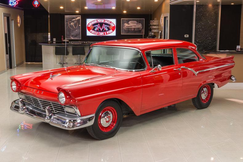 1957 ford 300 vanguard motor sales for Vanguard motor sales inventory