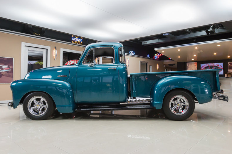 1952 Chevrolet 3100 Classic Cars For Sale Michigan
