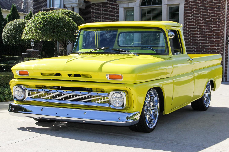 1963 Chevrolet C10 Classic Cars For Sale Michigan