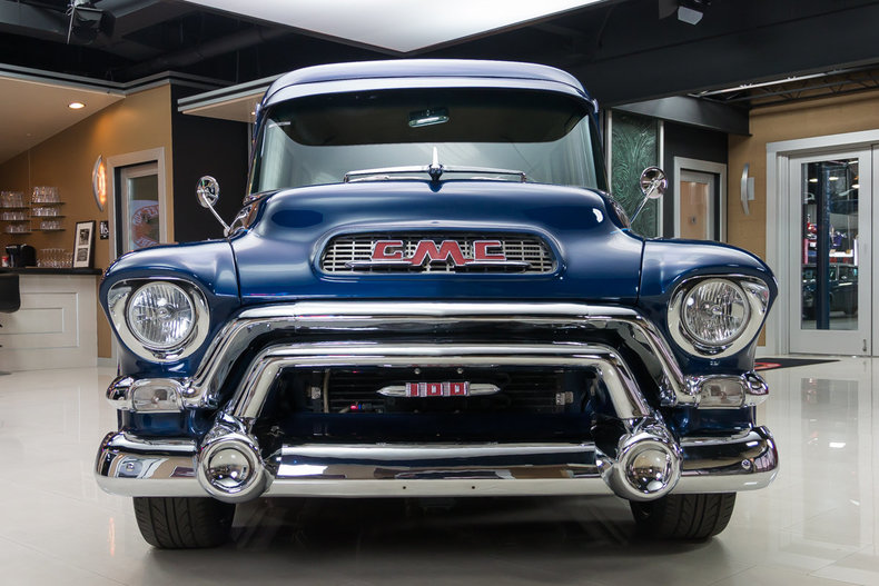 1955 gmc suburban vanguard motor sales for Vanguard motor sales inventory
