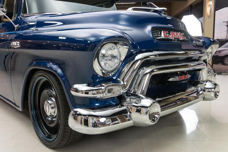 1955 Gmc Suburban Classic Cars For Sale Michigan Muscle