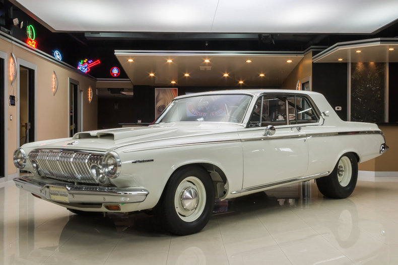 1963 Dodge Polara | Vanguard Motor Sales