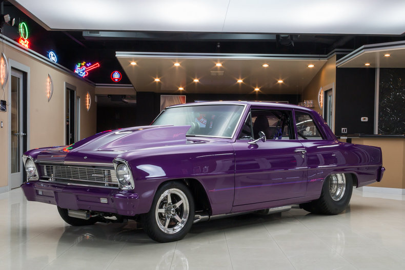 1966 Chevrolet Nova Pro Street for sale #47200 | MCG